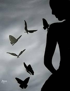 The Butterfly Men by Edwin Alverio