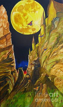 The Butterfly Moon by Richard Dotson