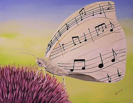 Butterfly song by Edwin Alverio