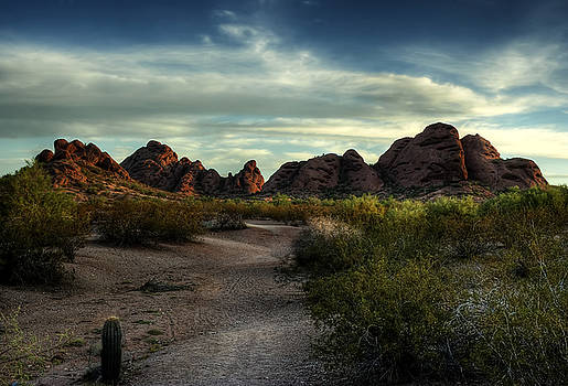 The  Buttes by Bryan Dudak