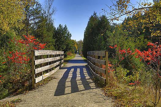 Gary Hall - The Caledon Trailway