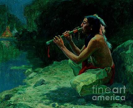 Peter Gumaer Ogden - The Call of the Flute