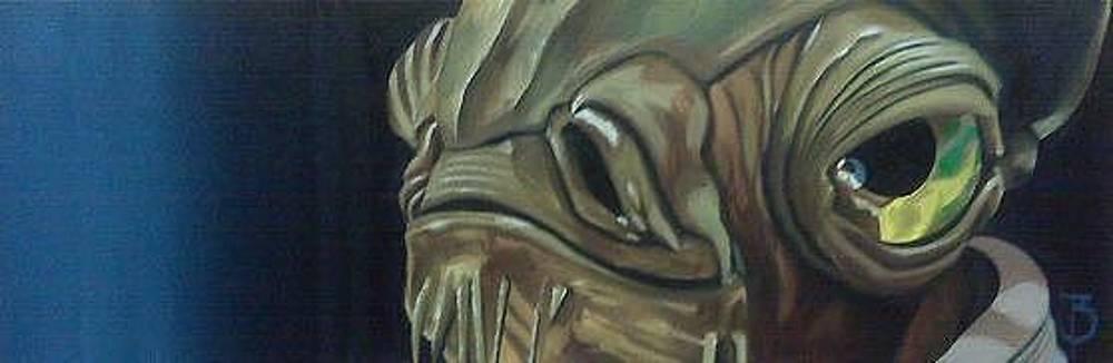 The calvary by Nephtali Brugueras  jr