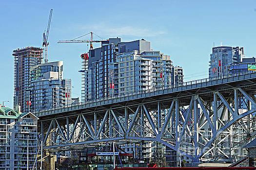 The Cambie St. Bridge by Randy Harris