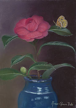 The Camellia and The Butterfly by Marie-Claire Dole