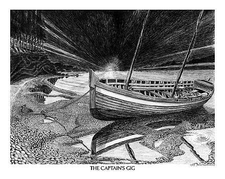 Jack Pumphrey - The Captains Gig