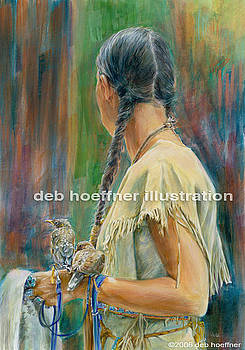 The Caregiver by Deb Hoeffner