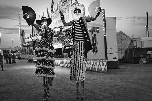 The Carnival by Roland Peachie