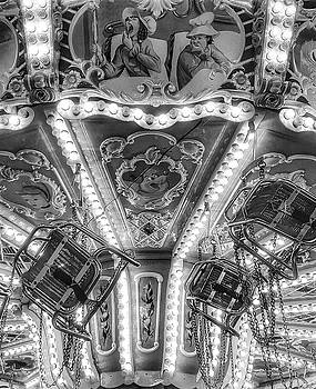 The Carousel finished work by Dirk Jung