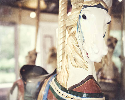 Lisa Russo - The Carousel Horse