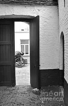Jost Houk - The Carriage Door