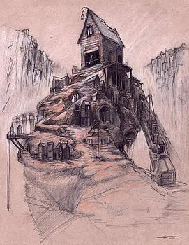 The Casket Maker's Shop  by Ethan Harris