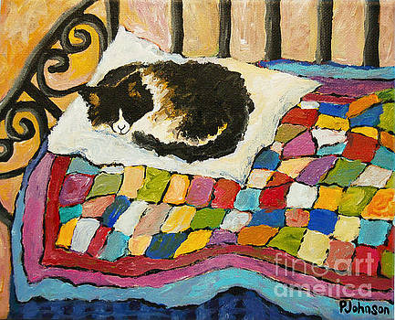 Peggy Johnson - The Cat