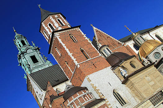The Cathedral Basilica of St Stanislaw Vaclav by David Chennell