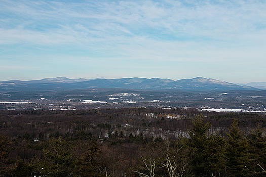 The Catskills in Winter by Jeff Severson