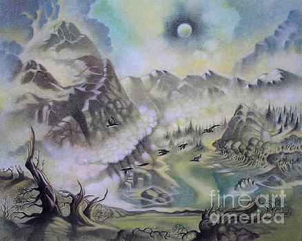 The Cauldron by Gary Renegar