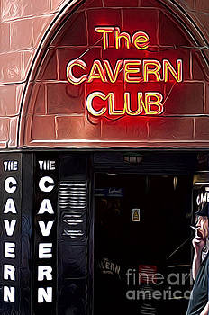 The Cavern Club by Andrew Michael
