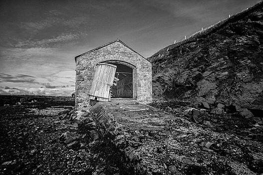 The Celtic Boat Shed by Chris Hood