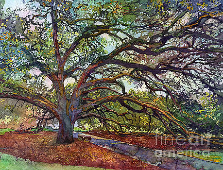 Hailey E Herrera - The Century Oak