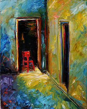 The Chair by Debra Hurd