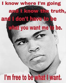 The Champ Muhammad Ali  by Paulo Guimaraes