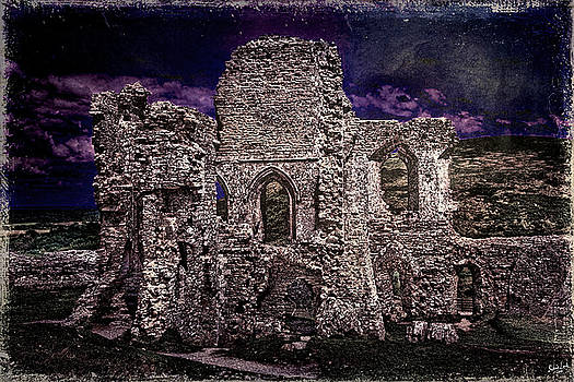 Chris Lord - The Chapel Ruins in Moonlight
