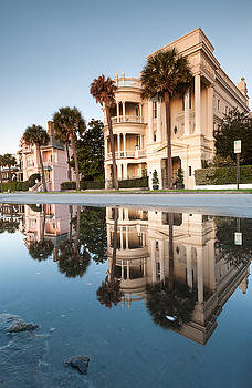 The Charleston Battery Historic Architecture by Mark VanDyke