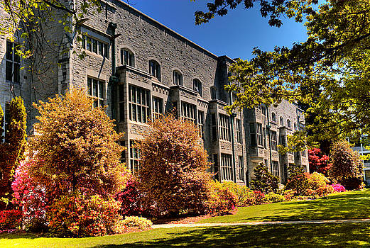 LAWRENCE CHRISTOPHER - THE CHEM BUILDING AT UBC