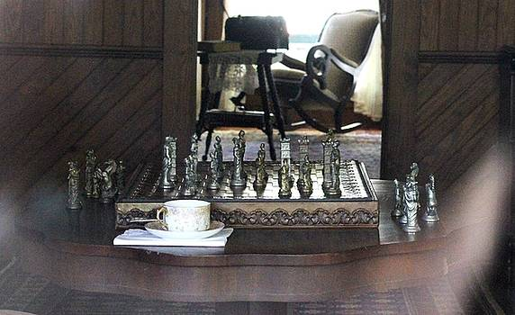 The Chess Board by Theresa Willingham