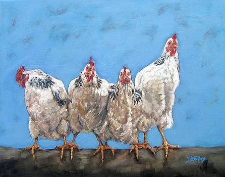 The Chicks by Donna Ellery