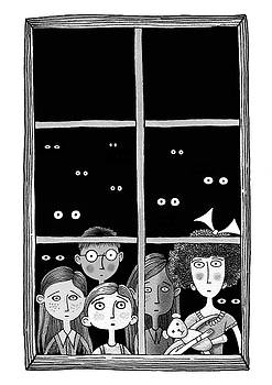 The Children in the Window by Andrew Hitchen