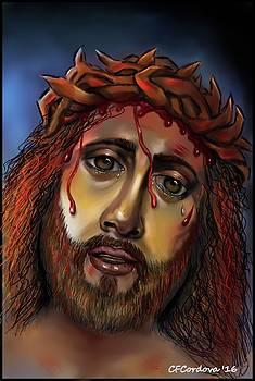 The Christ by Carmen Cordova