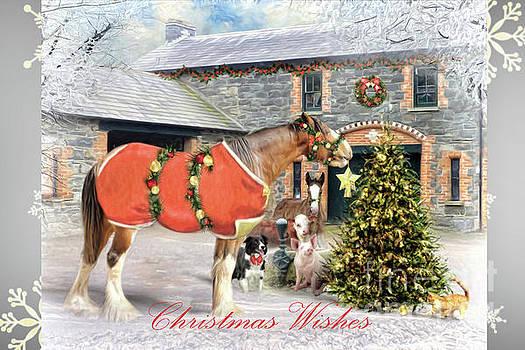 The Christmas Star - Snowflake Edition by Trudi Simmonds