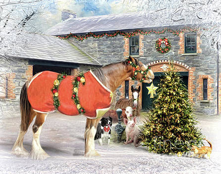 The Christmas Star by Trudi Simmonds