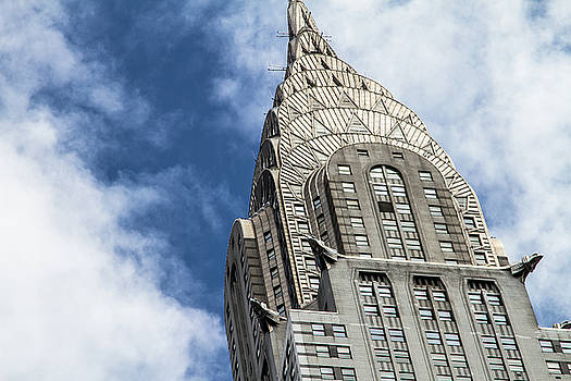 The Chrysler Building by Robert J Caputo