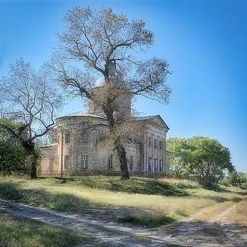 The Church of The Transfiguration. Rayhorodok, 2017. by Andriy Maykovskyi