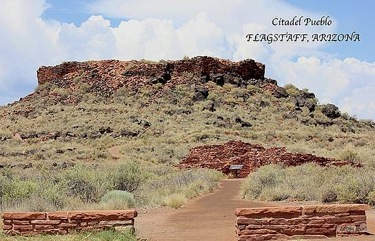 The Citadel Flagstaff AZ by Lorna Maza