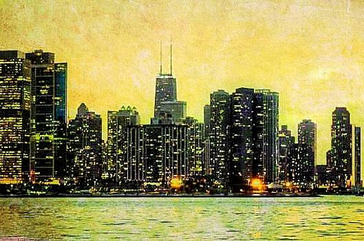 The City by Collette Rogers