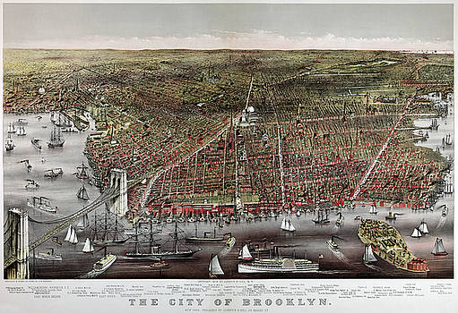 C R Parsons - The City of Brooklyn