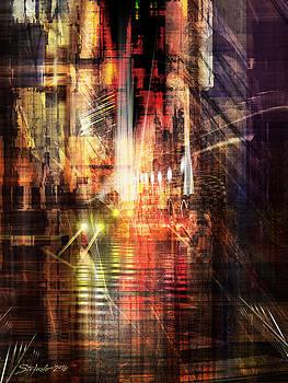 The City Rhythm II by Stefano Popovski