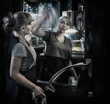 The Cleaner by Michel Verhoef