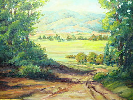 The Clearing by Kathy Brusnighan