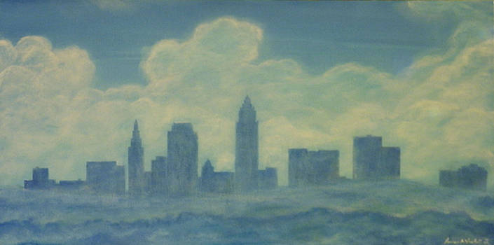 The Cleveland Blues by James Violett II