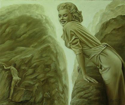 The Climber by Giovanni Rapiti