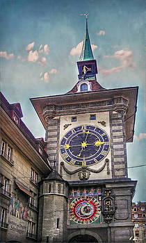 The Clock of Clocks by Hanny Heim