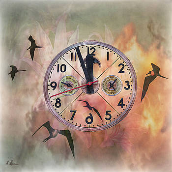 The clock ticks by Hanny Heim