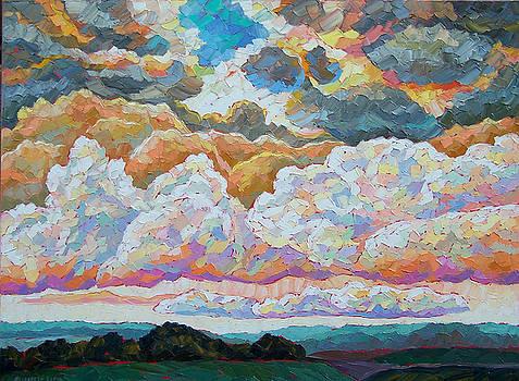 The Clouds by Elizabeth Elkin
