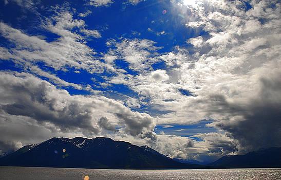 The Cloudy Spread by Preston Zeller