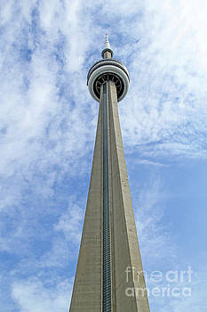The CN Tower by Linda Joyce