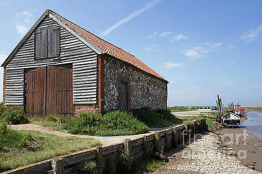 The Coal Barn by John Edwards